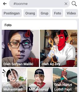 Toon me Challenge : Kumpulan Buatan Terbaik Indonesia