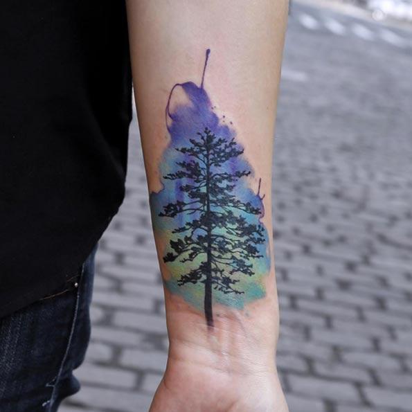 tatuaje en el antebrazo con significado