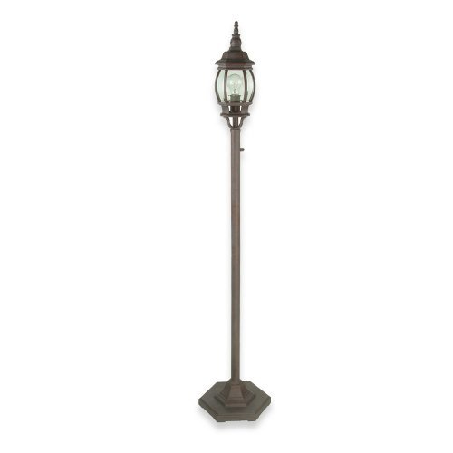 Lighting rlp1505 09 outdoor lighting collection portable outdoor post