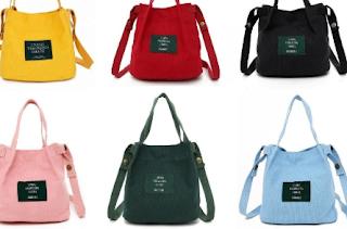 Tips Memilih Tote Bag Bagus dan Awet