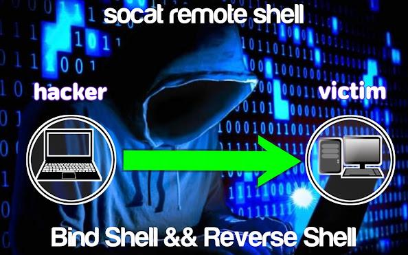 socat remote shell