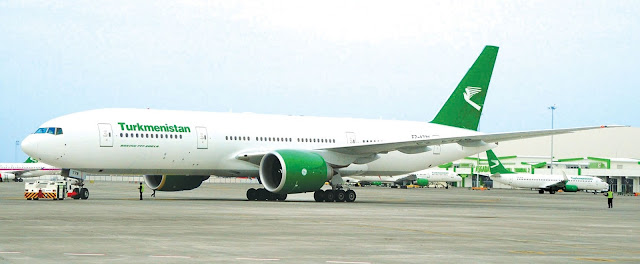 Türkmenistan Havayollari İstanbul Uçak Bileti