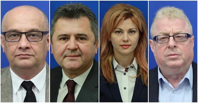 Lista parlamentarilor suceveni care au mutilat Codul de Procedură Penală. Doi dintre ei au dosare penale