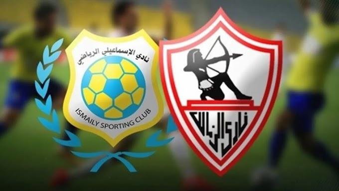 Watch Zamalek vs Ismaili match broadcast live