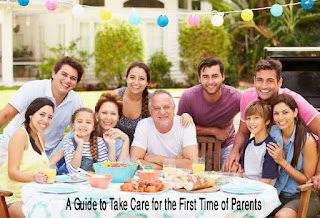 A Guide to Take Care for the First Time of Parents