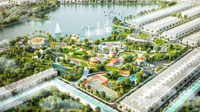 2 DỰ ÁN HOA KHẢI NEW CITY - HOA KHẢI NEWLAND HƯỞNG LỢI TỪ QUY HOẠCH XÂY DỰNG HUYỆN ĐỨC HÒA TỈNH LONG AN ĐẾN NĂM 2020 TẦM NHÌN 2030