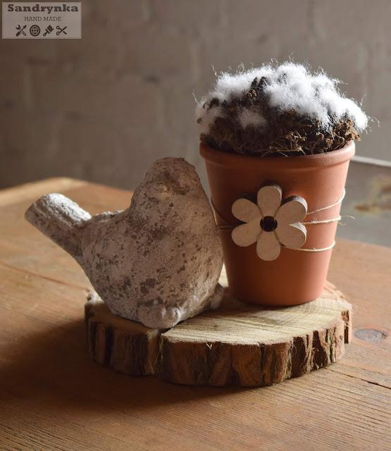 Bawełna z buczyny – DIY.