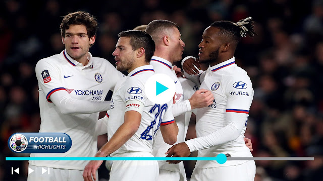 Hull City vs Chelsea – Highlights