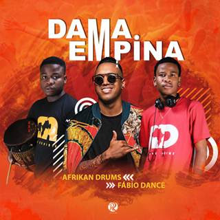 Afrikan Drums - Dama Empina (feat Fábio Dance)