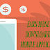 Earn Money Online Downloading and Using Mobile Application