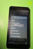 "Startseite ändern: HOMTOM HT30 3G Smartphone 5.5""Android 6.0 MT6580 Quad Core 1.3GHz Mobile Phone 1GB RAM 8GB ROM Smart Gestures Wake Gestures Dual SIM OTA GPS WIFI,Weiß"