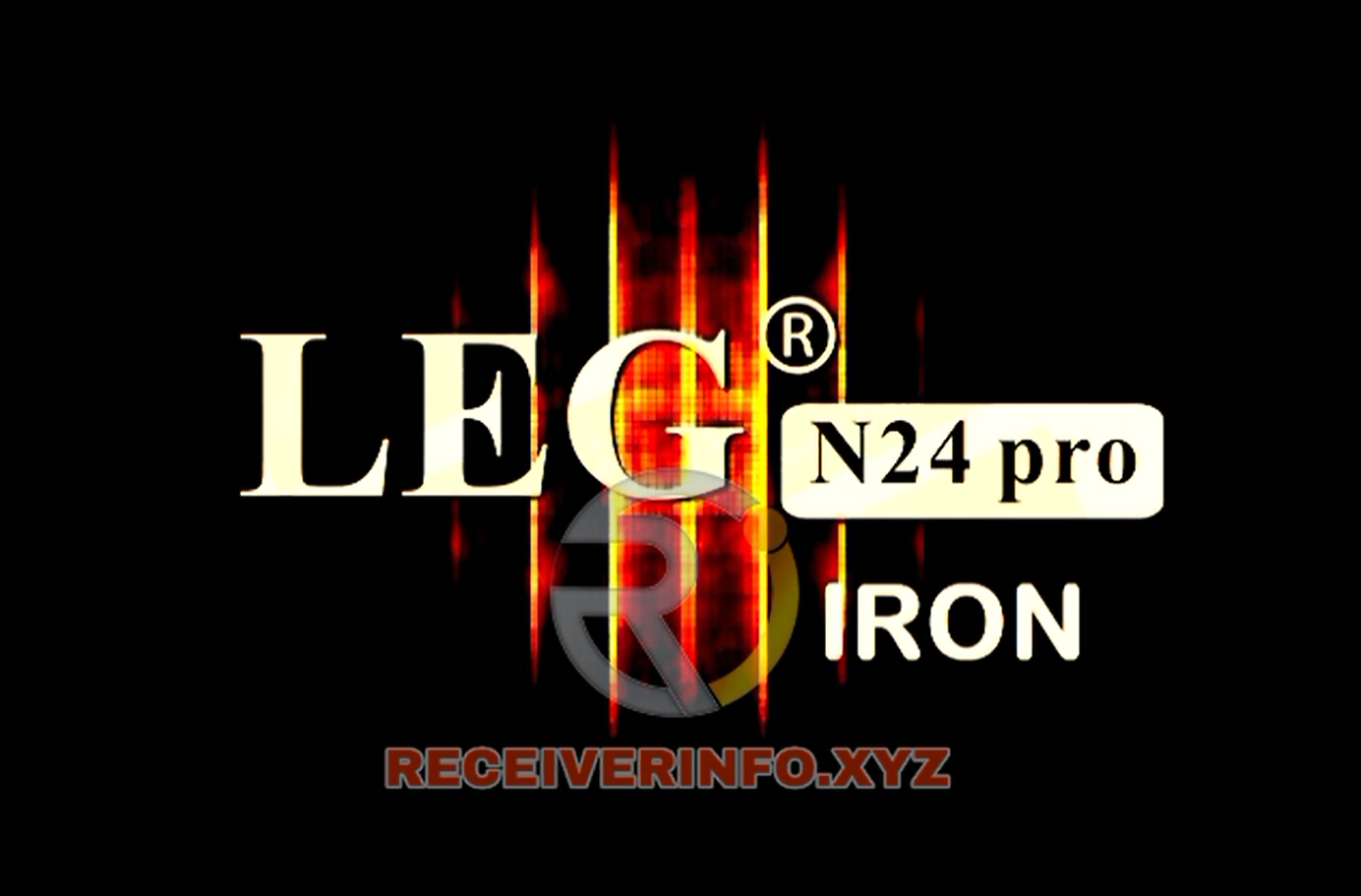LEG N24 PRO IRON RECEIVER 1506FV SGF1 NEW SOFTWARE UPDATE