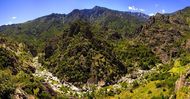 Corsica montagna alpinismo e sci