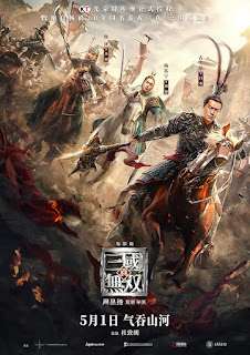 Download Dynasty Warriors (2021) Full Movie Hindi Dubbed 480p 720p WEB-DL
