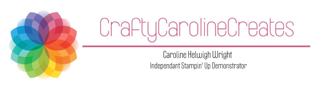 Craftycarolinecreates Diagonal Opening Gift Box Video Tutorial With Stampin Up Products