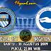 Prediksi Skor : Manchester City vs Brighton 31 Agustus