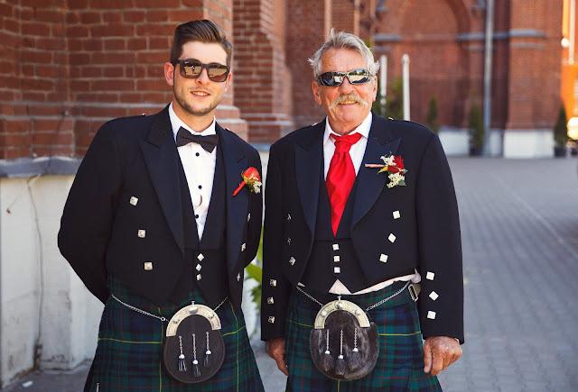 шотландская свадьба в москве