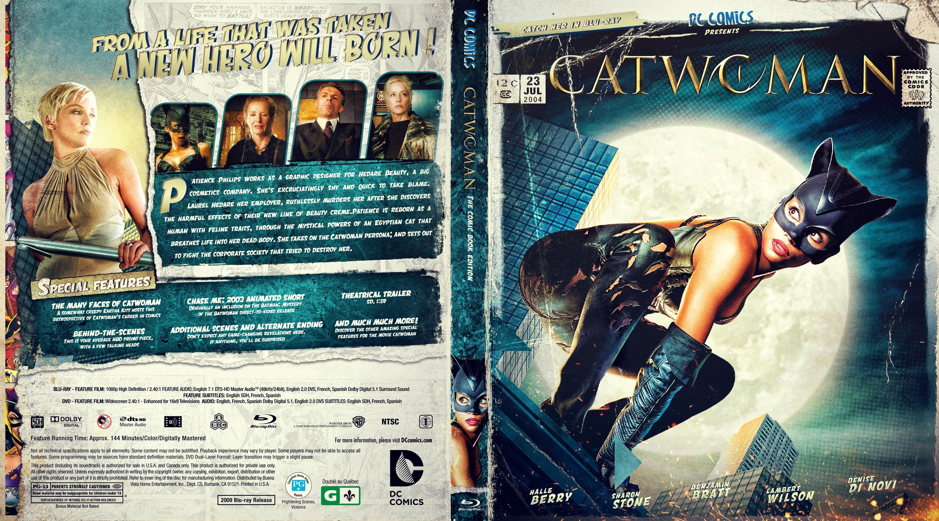 Catwoman Full Movie Online Free