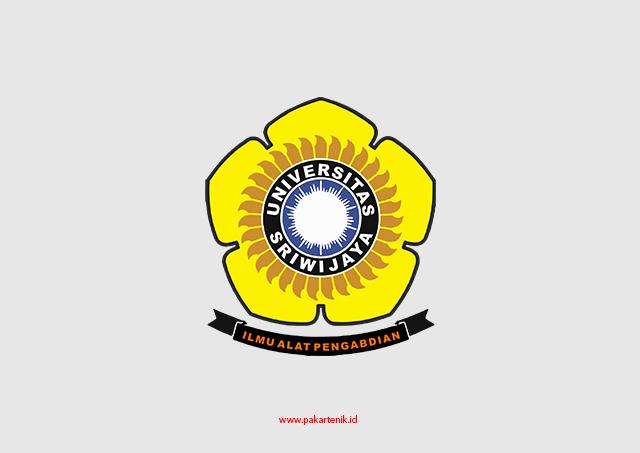 Logo UNSRI Format CDR dan PNG