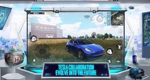 تحديث ببجي موبايل V1.5 2021 | جلب مصنع تيسلا Gigafactory لخريطة اللعبة