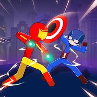 Super Stickman Heroes Fight Mod Apk