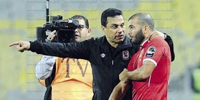 عماد متعب يخرج عن صمته ويهين البدري على قناة الاهلي