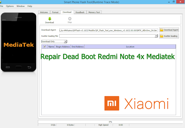 Redmi Note 4x Mediatek Habis Flashing Matot ( Modar Total )