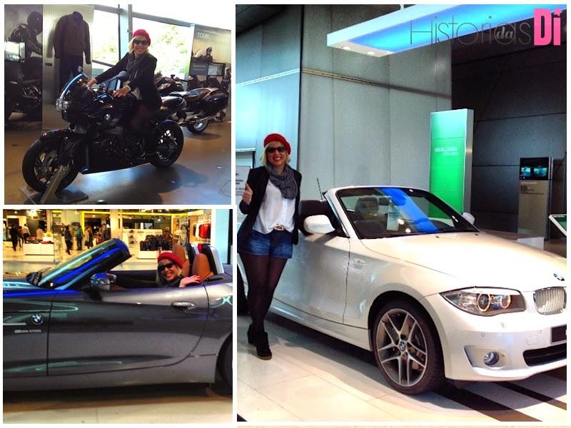 NA LOJA DA BMW VOCÊ FICA SE ACHANDO!