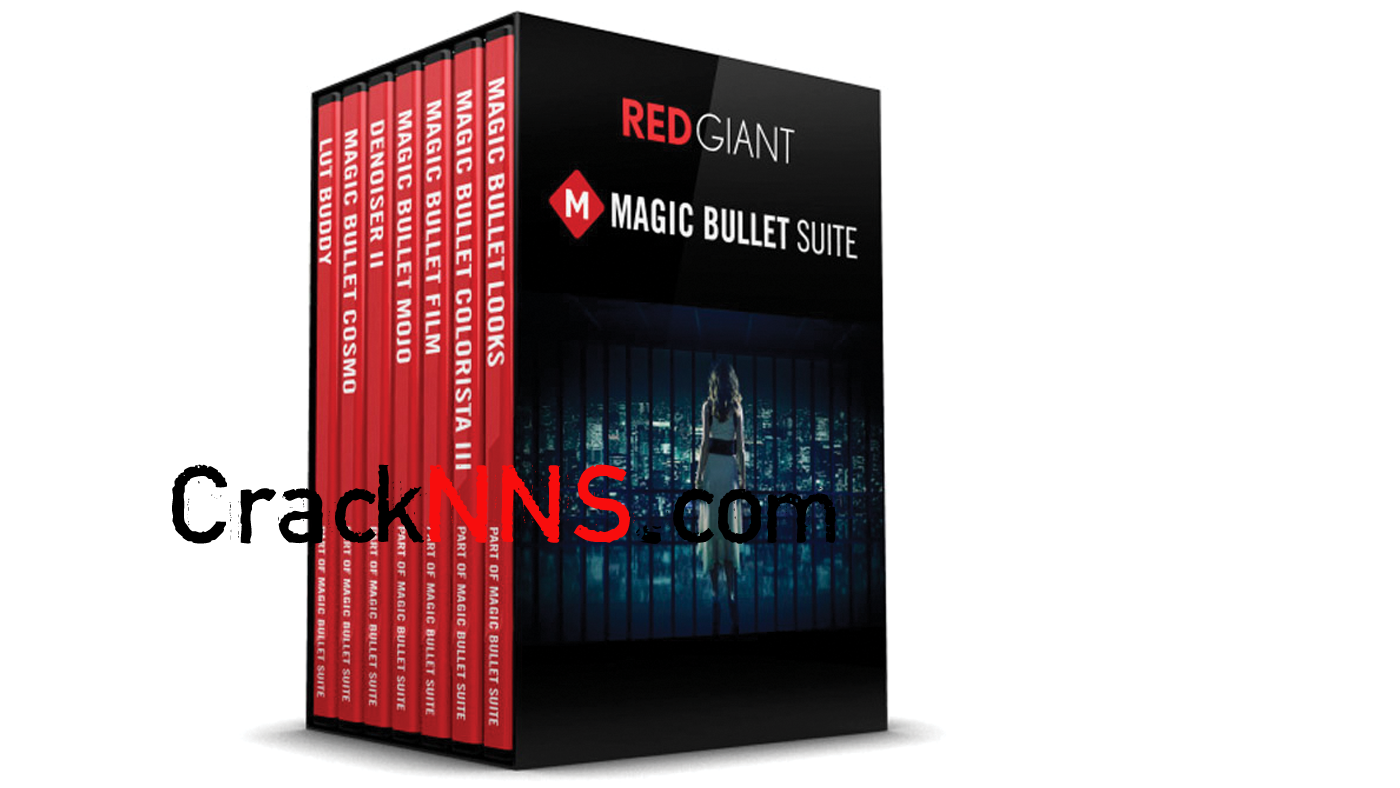 Red Giant Supernatural Bullet Suite 2021 Free Download