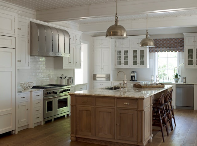 Soapstone White Kitchen