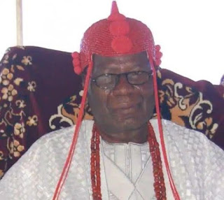 Youths Attack Oba Aderemi Adefehinti's Palace For Not Attending Festival Because He Became 'born Again'