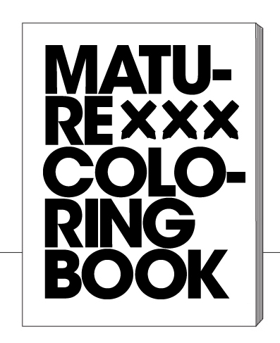 The mature Coloring Book