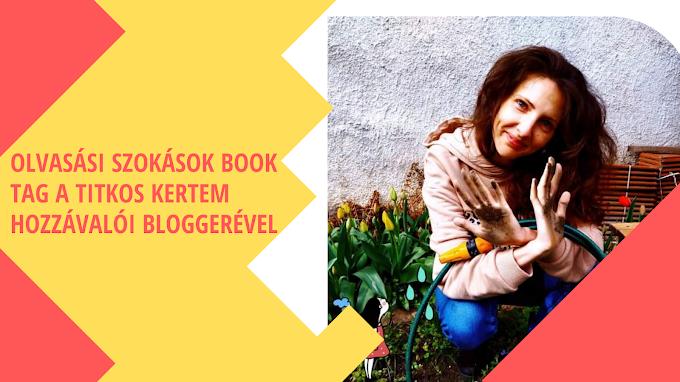 Így olvas a Titkos Kertem Hozzávalói bloggere