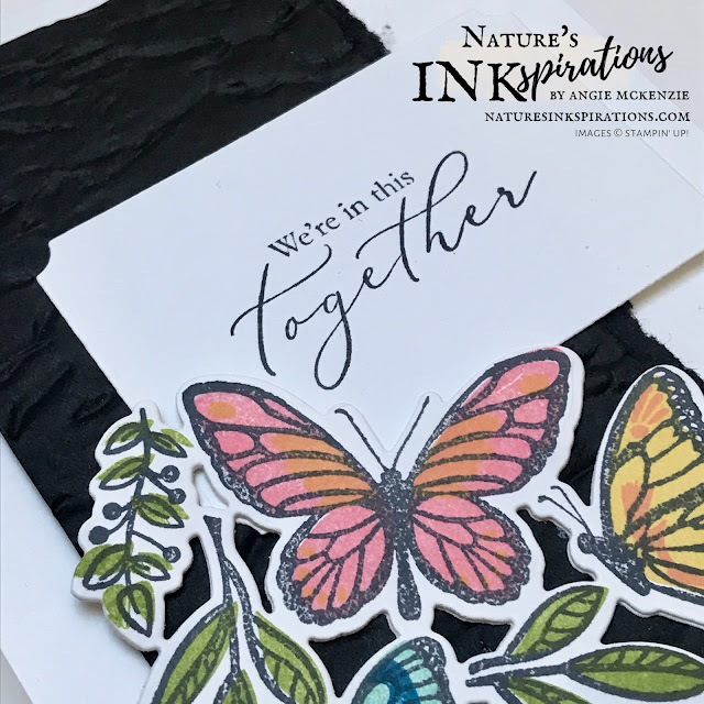 By Angie McKenzie for Share it Sunday Blog Hop; Click READ or VISIT to go to my blog for details! Featuring the Floating & Fluttering Bundle, the Sale-A-Bration Heal Your Heart Stamp Set and the Old World Paper 3D Embossing Paper by Stampin' Up!; #encouragementcards #stamping #shareitsunday #shareitsundaybloghop #floatingandflutteringbundle #floatingandflutteringstampset #flutteringdies #healyourheartstampset #oldworldpaper3dembossingfolder #20202021annualcatalog #januaryjune2021minicatalog #janfeb2021saleabration #naturesinkspirations #makingotherssmileonecreationatatime #heatembossing #cardtechniques #stampinup #handmadecards