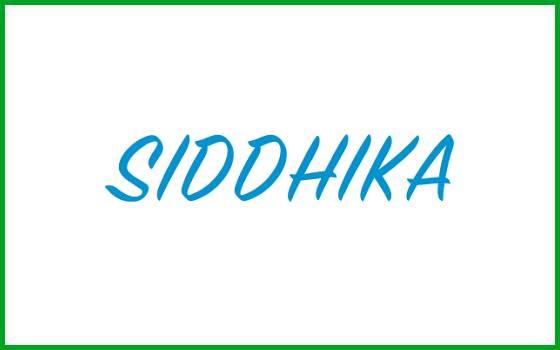 Siddhika Coatings