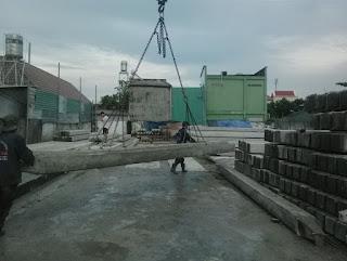 Quy trình thi công ép cọc bê tông