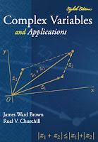 Complex Variables and Applications by James Brown, Ruel Churchill
