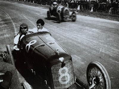 Gran Premio d'Italia a Brescia nel 1921