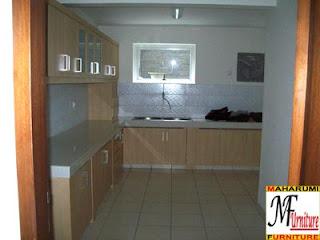 workshop custom setting interior furniture - kitchen set dapur - Maharumi Furniture