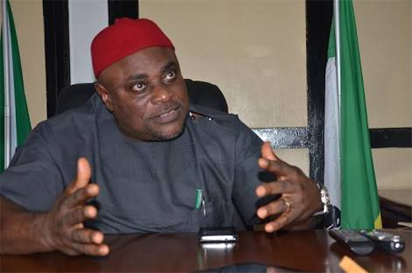 Poor polls outing: APGA members ask national chairman, Victor Oye to resign