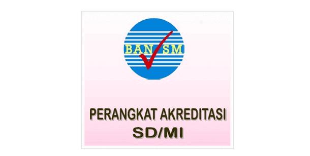 Perangkat Akreditasi SD MI Lengkap