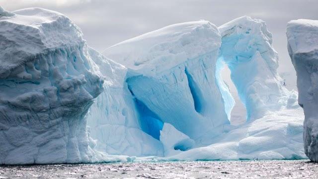 Οι πάγοι της Γης εξαφανίζονται με ρυθμό ρεκόρ