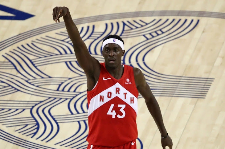 Pascal Siakam Agrees To $130 Million Extension