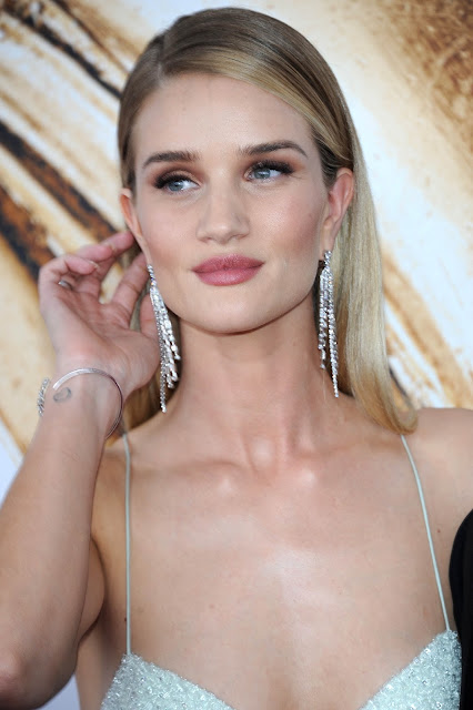 Actress, Model, @ Rosie Huntington-Whiteley - CFDA Fashion Awards in NYC