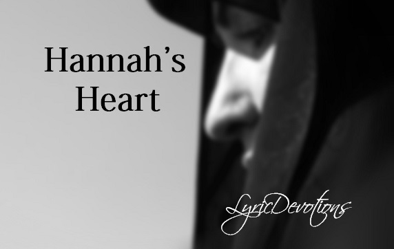 Original Christian song Hannah's story from 1 Samuel