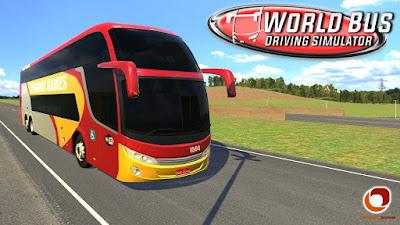 World Bus Driving Simulator Mod (Money / Unlocked) Apk Download