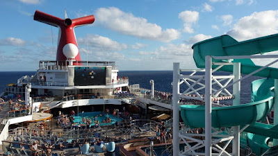 Ten Tips for First Time Cruisers