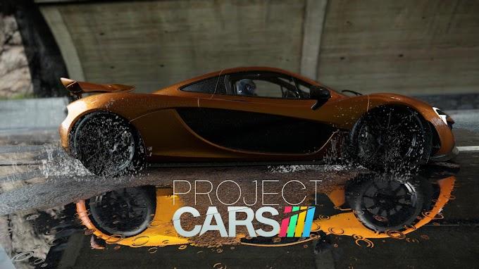 Project CARS sedia tempur di 7 Mei 2015