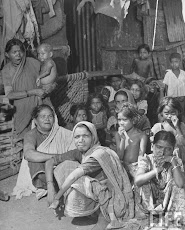 Living Condition of Poor Families in Bombay (Mumbai) 1946