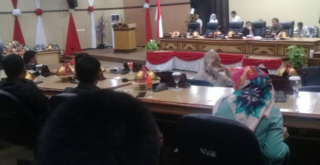 Walikota Parepare Menjawab Pandangan Fraksi Tentang BPHTB